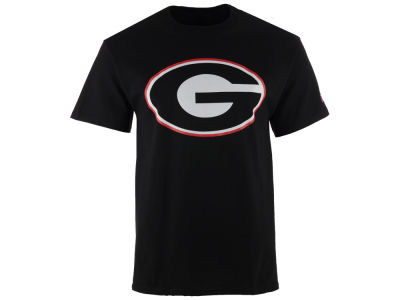 Georgia Bulldogs 2 for $28 Champion NCAA Men's Big Logo T-Shirt