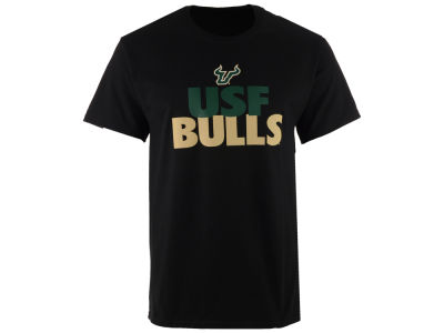 South Florida Bulls 2 for $28 Champion NCAA Men's Verb Stack T-Shirt
