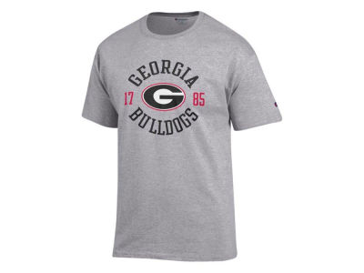 Georgia Bulldogs 2 for $28 Champion NCAA Men's Vintage Circle T-Shirt