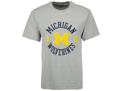 Michigan Wolverines 2 for $25 Champion NCAA Men's Vintage Circle T-Shirt