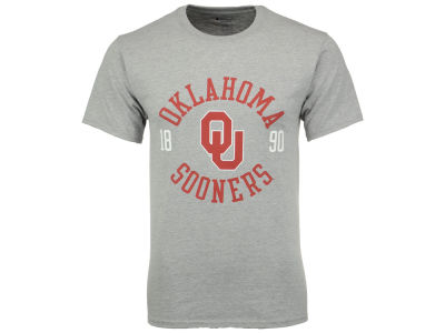 Oklahoma Sooners 2 for $28 Champion NCAA Men's Vintage Circle T-Shirt