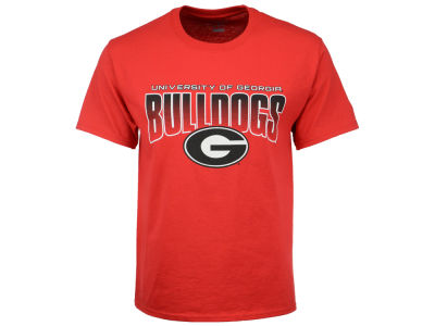 Georgia Bulldogs 2 for $28 Champion NCAA Men's Volume Arch T-Shirt