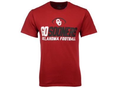 Oklahoma Sooners 2 for $28 Champion NCAA Men's Sport Stack T-Shirt