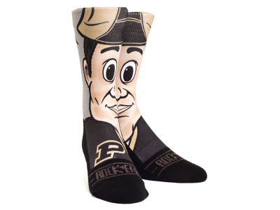 Purdue Boilermakers Rock 'Em Mascot Socks