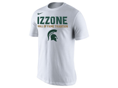 Michigan State Spartans Nike NCAA Men's Izzo Hall of Fame Fan T-Shirt