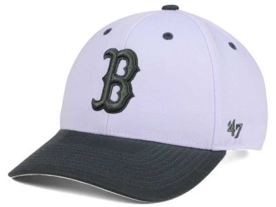 Boston Red Sox '47 MLB 2Tone White/Charcoal '47 MVP Cap