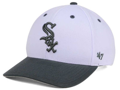 Chicago White Sox '47 MLB 2Tone White/Charcoal '47 MVP Cap