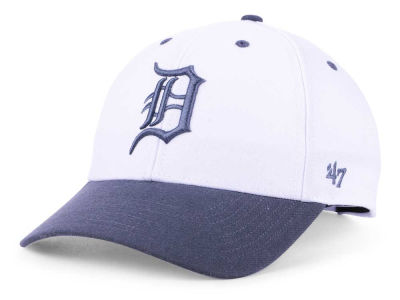 Detroit Tigers '47 MLB 2Tone White/Charcoal '47 MVP Cap