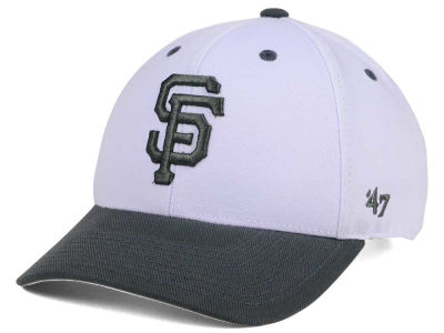 San Francisco Giants '47 MLB 2Tone White/Charcoal '47 MVP Cap