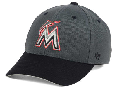 Miami Marlins '47 MLB 2Tone MVP Cap