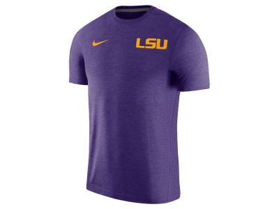 LSU Tigers Nike NCAA Men's Dri-Fit Touch T-Shirt