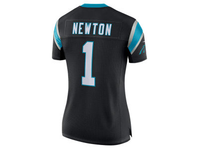 Carolina Panthers Cam Newton Nike NFL Women's Limited II Jersey