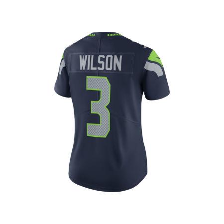 Seattle Seahawks Russell Wilson Nike NFL Women's Limited II Jersey