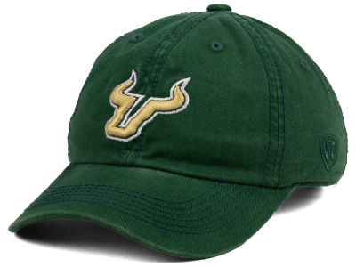 South Florida Bulls Top of the World NCAA Youth Crew Easy Adjustable Cap
