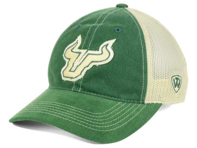 South Florida Bulls Top of the World NCAA DP Vintage Mesh Snapback Cap