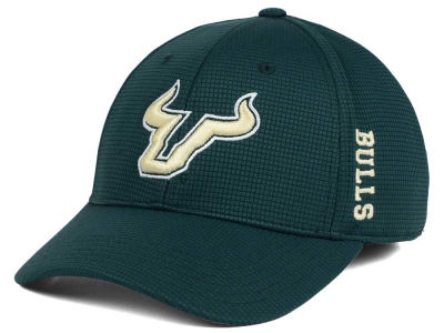 South Florida Bulls Top of the World NCAA Booster Plus Cap