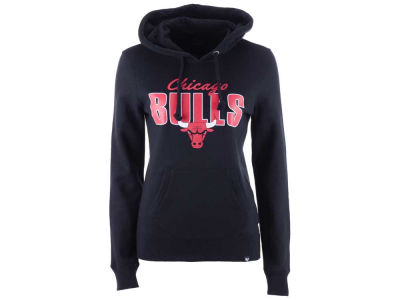 Chicago Bulls NBA Women's Headline Hooded Sweatshirt