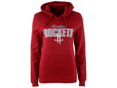 Houston Rockets NBA Women's Headline Hooded Sweatshirt