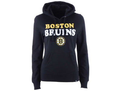 Boston Bruins NHL Women's Headline Hooded Sweatshirt