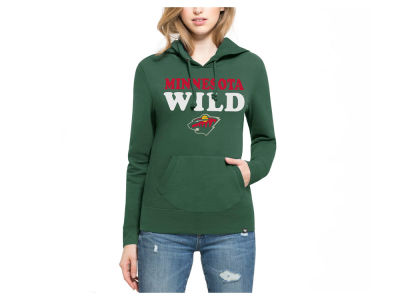 Minnesota Wild '47 NHL Women's Headline Hooded Sweatshirt