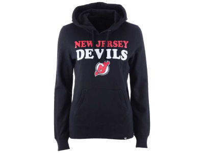 New Jersey Devils NHL Women's Headline Hooded Sweatshirt