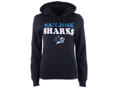 San Jose Sharks NHL Women's Headline Hooded Sweatshirt