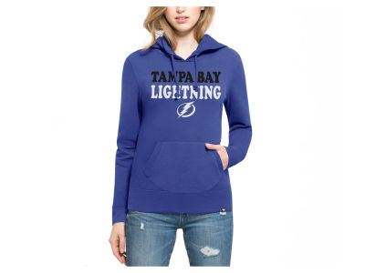 e21be344ac2 Tampa Bay Lightning NHL Women s Headline Hooded Sweatshirt