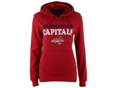 Washington Capitals NHL Women's Headline Hooded Sweatshirt