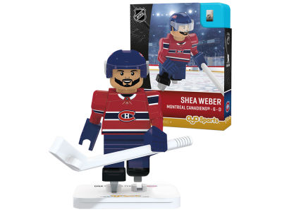 Montreal Canadiens Shea Weber OYO Figure Generation 3