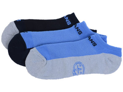 Tennessee Titans Gait Motion No Show Sock - 3pk