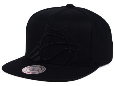 Phoenix Suns Mitchell and Ness NBA Cropped XL Logo Snapback Cap