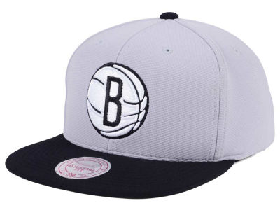 Brooklyn Nets Mitchell & Ness NBA The Cloud Snapback Cap