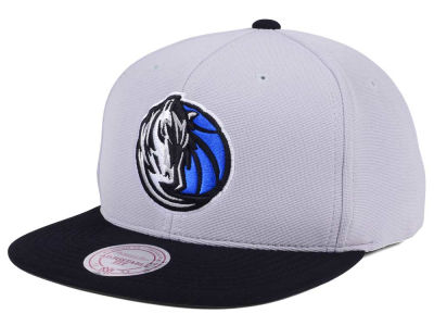 Dallas Mavericks Mitchell & Ness NBA The Cloud Snapback Cap