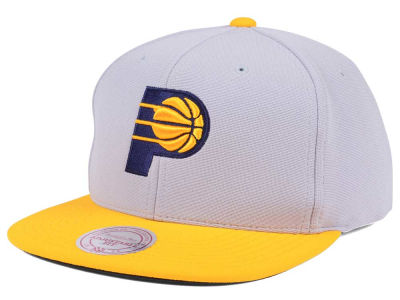 Indiana Pacers Mitchell & Ness NBA The Cloud Snapback Cap