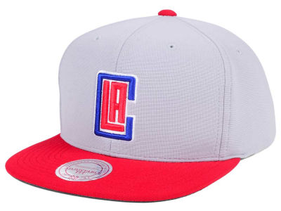 Los Angeles Clippers Mitchell & Ness NBA The Cloud Snapback Cap