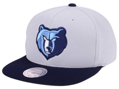 Memphis Grizzlies Mitchell & Ness NBA The Cloud Snapback Cap