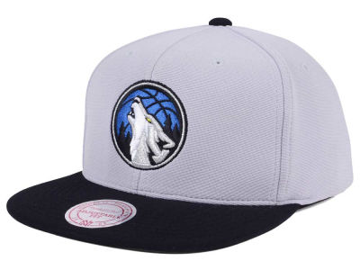 Minnesota Timberwolves Mitchell & Ness NBA The Cloud Snapback Cap