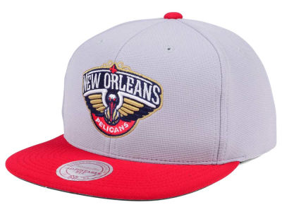 New Orleans Pelicans Mitchell & Ness NBA The Cloud Snapback Cap
