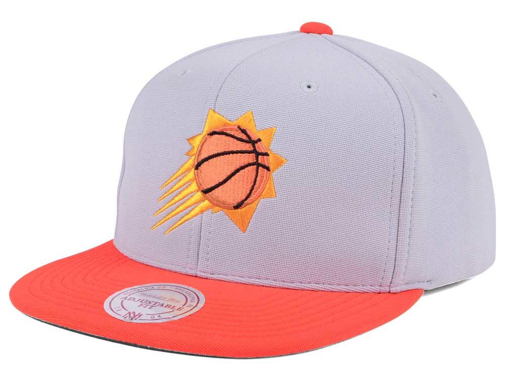 check out 3968d fc290 ... hot phoenix suns mitchell ness nba the cloud snapback cap lids 07c2b  084e9