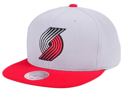 Portland Trail Blazers Mitchell & Ness NBA The Cloud Snapback Cap