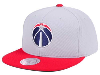 Washington Wizards Mitchell & Ness NBA The Cloud Snapback Cap