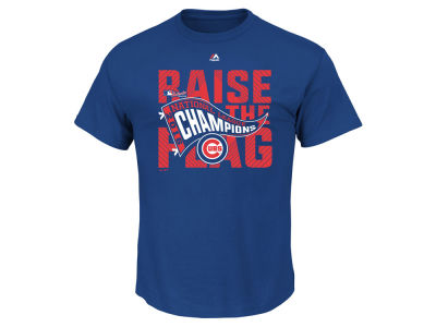 Chicago Cubs MLB Men's 2016 League Champ T-Shirt