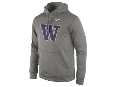 Washington Huskies Nike NCAA Men's Performance Practice Hoodie