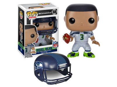 Seattle Seahawks Wilson POP! Vinyl Figure Wave 2