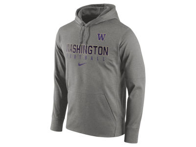Washington Huskies Nike NCAA Men's Circuit Performance Hoodie