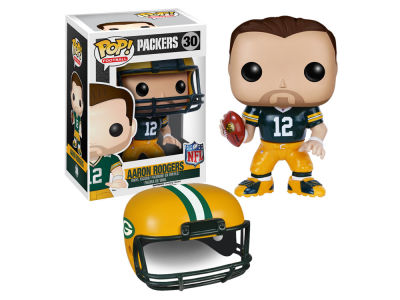 Green Bay Packers Aaron Rodgers POP! Vinyl Figure Wave 2