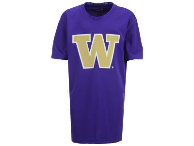 Washington Huskies NCAA Youth Power Grid T-Shirt