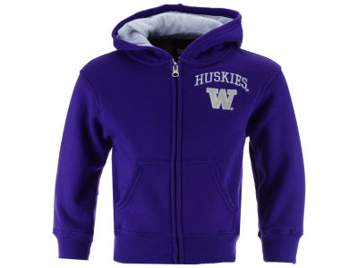 Washington Huskies NCAA Toddler Pledge Full Zip Hoodie