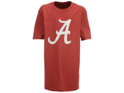 Alabama Crimson Tide NCAA Youth Primary Logo T-Shirt