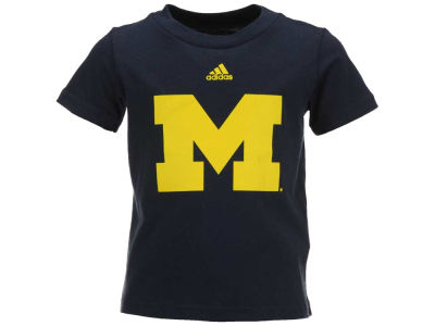 Michigan Wolverines NCAA Toddler Primary Logo T-Shirt